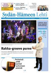 Sydän-Hämeen Lehti 14.01.2015