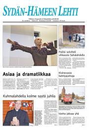 Sydän-Hämeen Lehti 26.10.2010