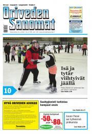 Oriveden Sanomat 21.01.2015