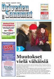 Oriveden Sanomat 28.01.2015