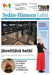 Sydän-Hämeen Lehti 28.01.2015