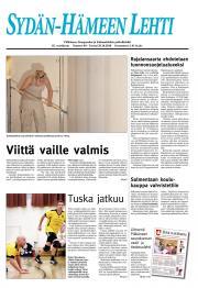 Sydän-Hämeen Lehti 29.10.2010