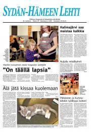 Sydän-Hämeen Lehti 02.11.2010