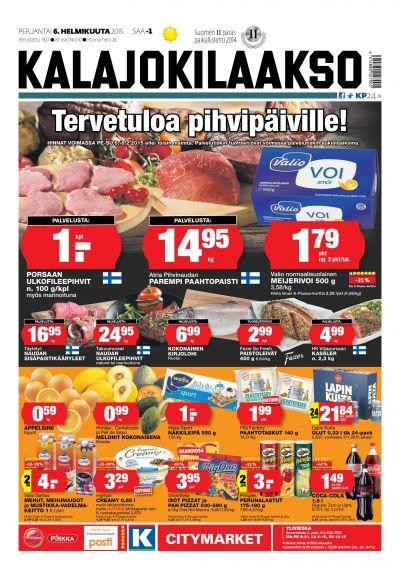Kalajokilaakso 06.02.2015 Lehtiluukku.fi