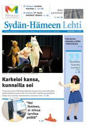 Sydän-Hämeen Lehti 11.02.2015