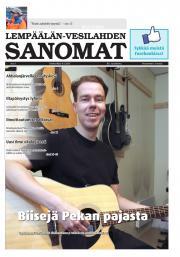 Lempäälän-Vesilahden Sanomat 08.01.2015