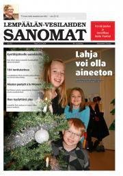 Lempäälän-Vesilahden Sanomat 23.12.2014