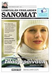 Lempäälän-Vesilahden Sanomat 14.01.2015