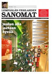 Lempäälän-Vesilahden Sanomat 17.12.2014
