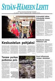 Sydän-Hämeen Lehti 09.11.2010