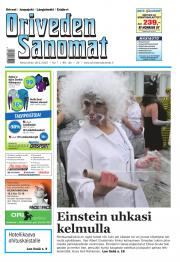 Oriveden Sanomat 18.02.2015