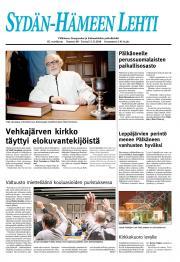 Sydän-Hämeen Lehti 12.11.2010