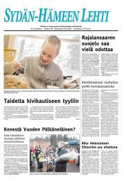 Sydän-Hämeen Lehti 16.11.2010