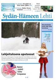 Sydän-Hämeen Lehti 25.02.2015