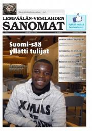Lempäälän-Vesilahden Sanomat 25.02.2015