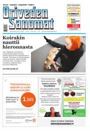 Oriveden Sanomat 25.02.2015