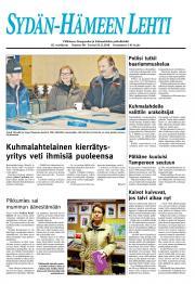 Sydän-Hämeen Lehti 19.11.2010