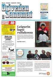 Oriveden Sanomat 04.03.2015