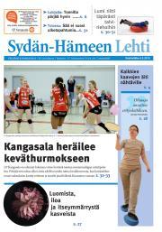 Sydän-Hämeen Lehti 04.03.2015