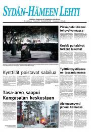 Sydän-Hämeen Lehti 26.11.2010