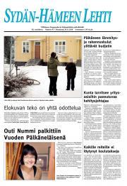 Sydän-Hämeen Lehti 30.11.2010