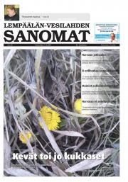 Lempäälän-Vesilahden Sanomat 11.03.2015