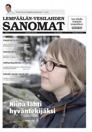 Lempäälän-Vesilahden Sanomat 18.03.2015