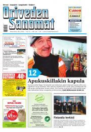 Oriveden Sanomat 18.03.2015