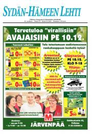 Sydän-Hämeen Lehti 11.12.2010