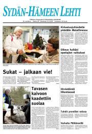 Sydän-Hämeen Lehti 14.12.2010