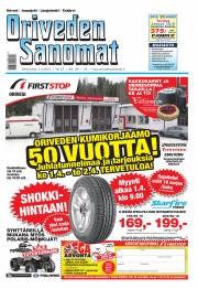 Oriveden Sanomat 01.04.2015