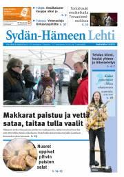 Sydän-Hämeen Lehti 01.04.2015
