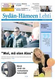 Sydän-Hämeen Lehti 15.04.2015