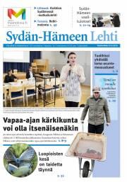 Sydän-Hämeen Lehti 22.04.2015