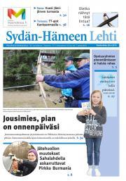 Sydän-Hämeen Lehti 29.04.2015