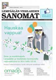 Lempäälän-Vesilahden Sanomat 29.04.2015