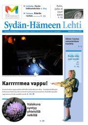 Sydän-Hämeen Lehti 06.05.2015