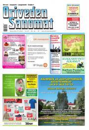 Oriveden Sanomat 06.05.2015
