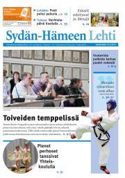 Sydän-Hämeen Lehti 13.05.2015