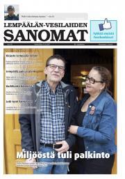 Lempäälän-Vesilahden Sanomat 13.05.2015
