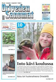 Oriveden Sanomat 13.05.2015