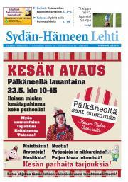 Sydän-Hämeen Lehti 20.05.2015
