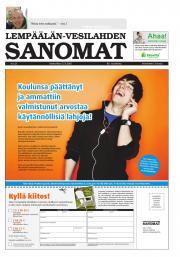 Lempäälän-Vesilahden Sanomat 27.05.2015