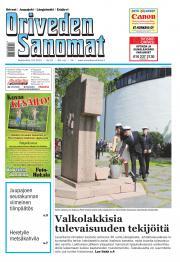 Oriveden Sanomat 03.06.2015