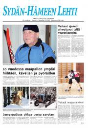 Sydän-Hämeen Lehti 18.01.2011