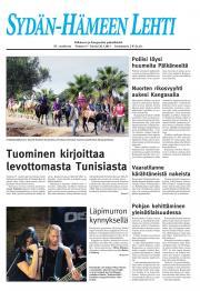 Sydän-Hämeen Lehti 21.01.2011