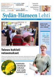 Sydän-Hämeen Lehti 10.06.2015