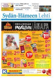 Sydän-Hämeen Lehti 17.06.2015