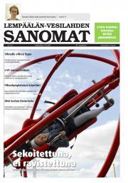 Lempäälän-Vesilahden Sanomat 17.06.2015