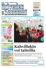 Oriveden Sanomat 24.06.2015